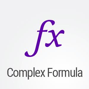 complex-formula